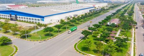 Nguồn cung đất khu công nghiệp gia tăng trong 6 tháng đầu năm cho thấy dòng tiền đầu tư vào thị trường này vẫn tăng trưởng bền vững. Ảnh minh họa